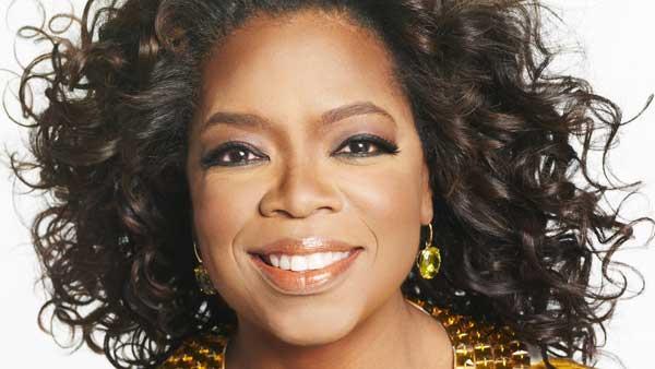 Oprah Feeds the troll