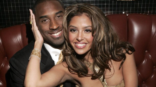 Kobe and Vanessa Bryant Officially End Their Divorce Proceedings – It's Cheaper to Keep Her!