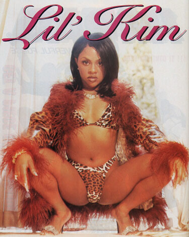 Lil Who?  Lil Kim Makes an Appearance and Looks Unrecognizable.