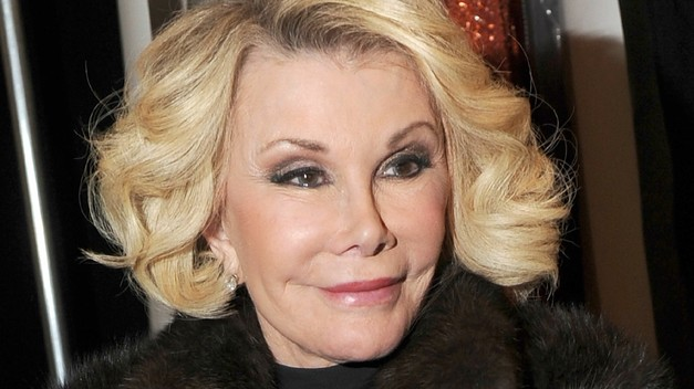 Joan Rivers Continues to Offend the Masses with her Halocaust Victim and Adele Fat Jokes.  [video]