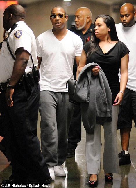 Ja Rule Finally Released From Prison….but Only for a few Hours.