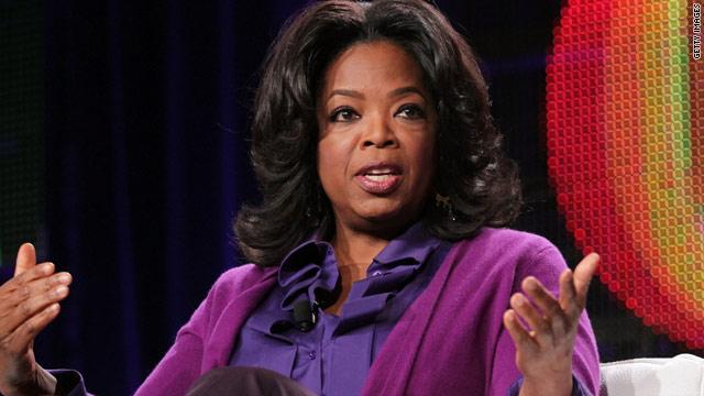 Oprah's OWN getting Sued