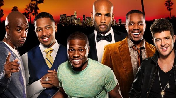 BET Extends Real Husbands Of Hollywood For A 2nd Season.