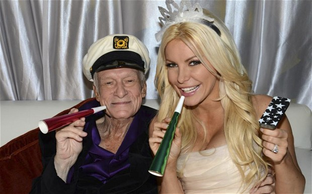 Hugh Hefner Has Probably Slept With Your Mom