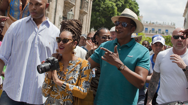 Beyonce and Jay-Z's Controversial Trip to Cuba