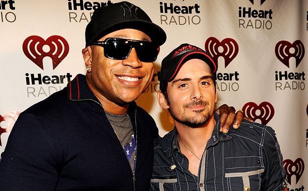 Brad Paisley and LL Cool J Record what Might be the Worse Rap Song Ever!!!