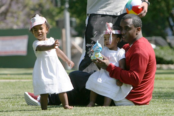 Former Nanny Makes Shocking Claims About Diddy's Kids