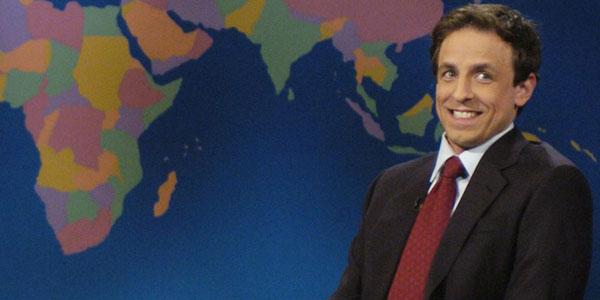 Seth Meyers Wins Empty Late-Night Hosting Gig