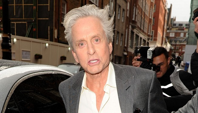 Michael Douglas Reveals Throat Cancer Was Caused By Oral Sex!