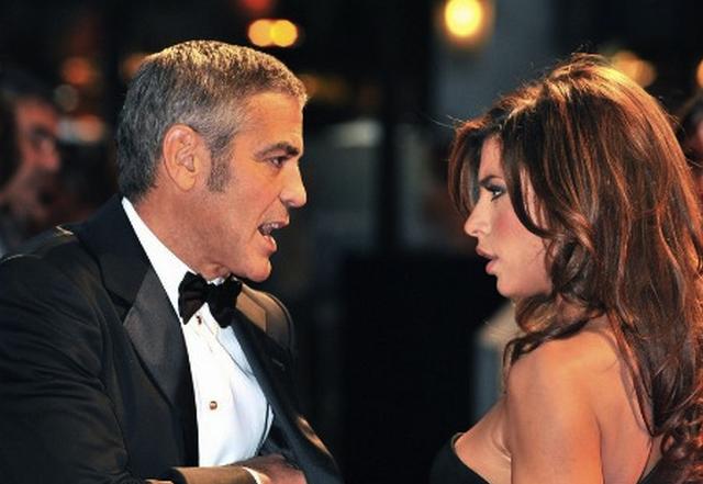 George Clooney's Ex-Girlfriend is Bootyful!