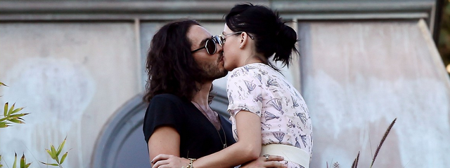 Russell Brand Divorced Katy Perry By Text?
