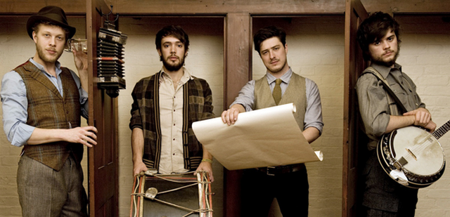 Good News and Bad News for Fans of Mumford & Sons