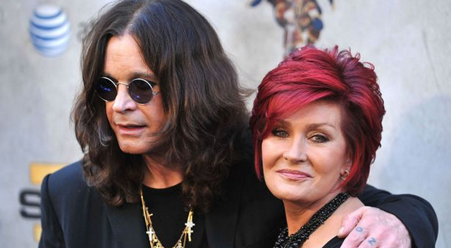 Ozzy and Sharon Back Together!