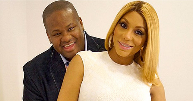 Tamar Braxton Gives Birth to Baby Boy!