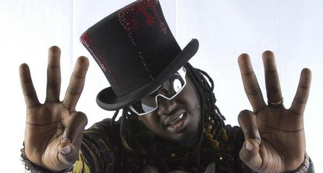 T-Pain Will Not Be Getting Kanye West A Baby Gift!