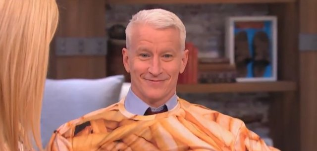 Anderson Cooper Points Out Media Hypocrisy