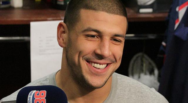 Aaron Hernandez Jerseys In High Demand