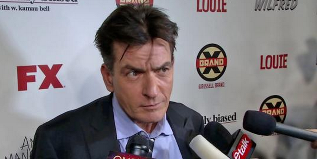 Charlie Sheen Wants to Stop Child Support Payments