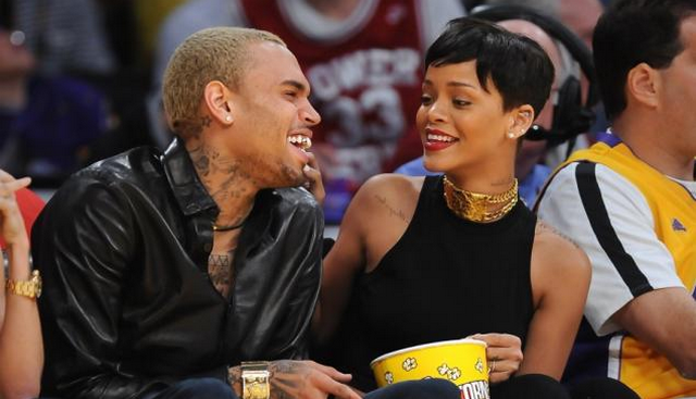 Rihanna Calls Out Chris Brown On Instagram