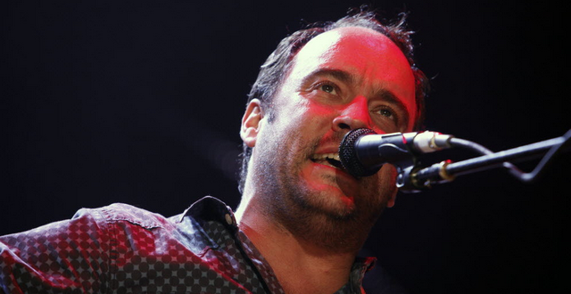 Dave Matthews Hitchhiking To His Own Concert