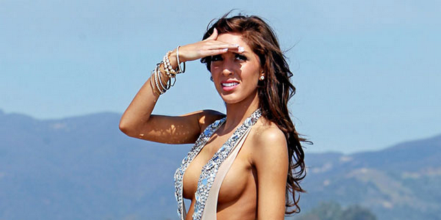 Farrah Abraham's Porn Video Continues To Make Her Rich