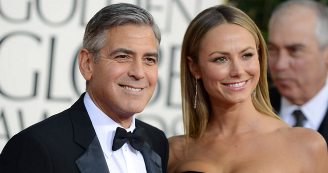 George Clooney and Stacy Keibler Are Over!