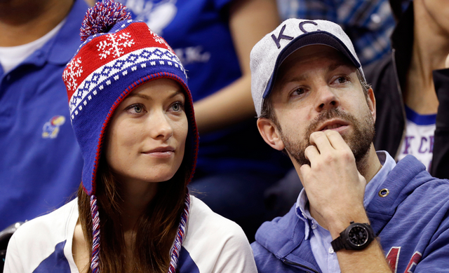 Jason Sudeikis Loses Weight By Having Sex With Olivia Wilde!