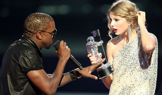 Secret Leaked Audio Of Kanye West Ranting About Taylor Swift