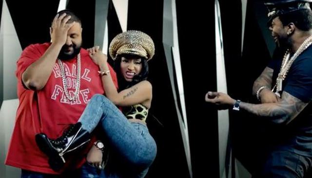 Nicki Minaj Admits DJ Khaled Proposal Was a Hoax!