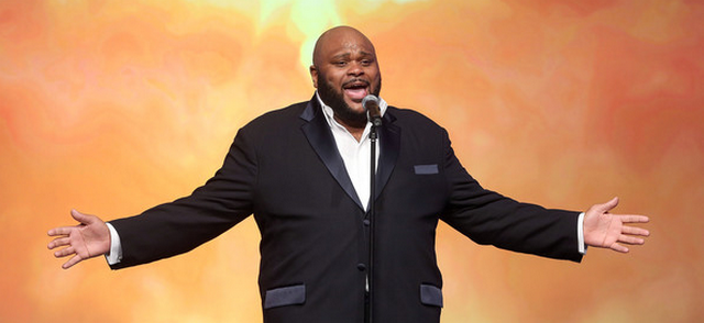 American Idol's Ruben Studdard Coming Back to TV