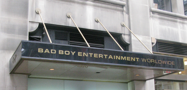 Unpaid Intern Suing Diddy's Bad Boy Entertainment