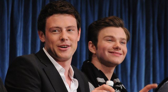 Glee's Chris Colfer Talks About The Death Of Cory Monteith