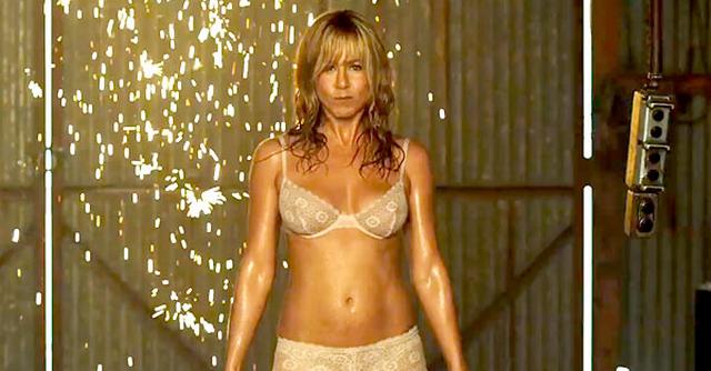 Photo: Jennifer Aniston Without Make-Up