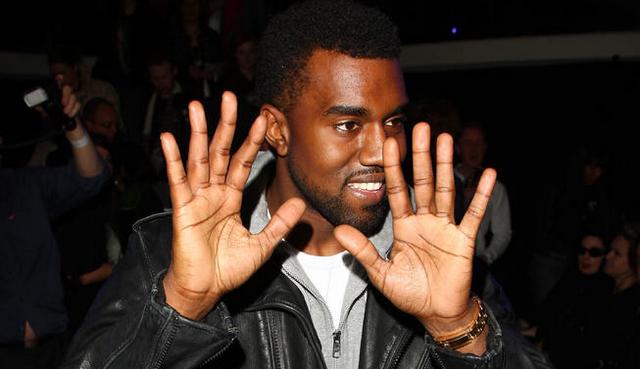 Kanye West Booed At MLB Game