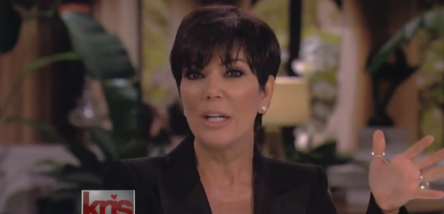 Kris Jenner Responds To Obama's Comments About Kim and Kanye