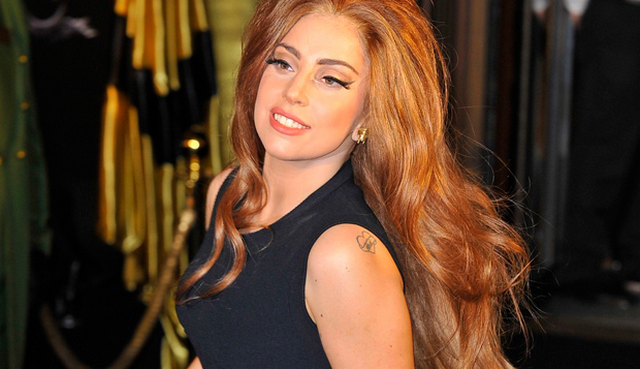 Lady Gaga is NUDE In Bizarre New Video