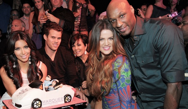Kris Jenner Encouraging Khloe To Stay With Lamar Odom