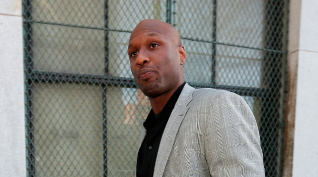 Lamar Odom Is Missing And Abusing Drugs?
