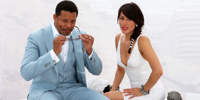 Michelle Ghent Says Terrence Howard Sucker Punched Her