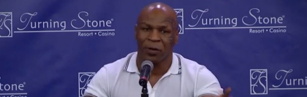 Mike Tyson Reveals He's been Living a Lie, He's Only Been Sober for 6 Days!! [video]
