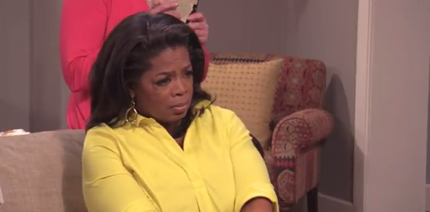 Watch: Oprah Winfrey Gives Away Car On Jimmy Kimmel Live