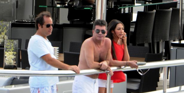 Did Andrew Silverman Know Simon Cowell Was Banging His Wife?