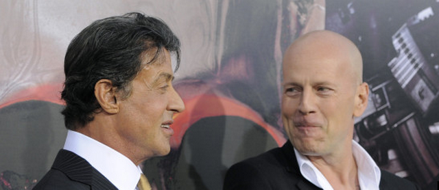 Slyvester Stallone Calls Bruce Willis Lazy and Greedy