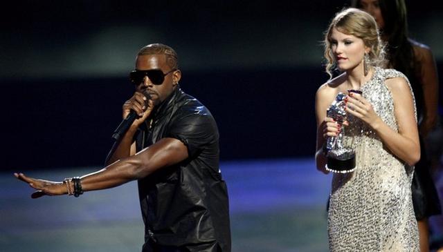 Taylor Swift Mocks Kanye West With Jam