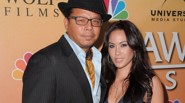 Terrence Howard Denies Abusing Ex-Wife