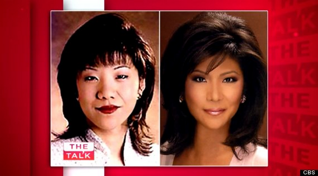 Julie Chen Admits To Secret Plastic Surgery That Turned Her Career Around