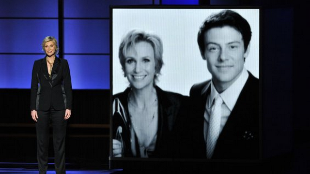 Cory Monteith Tribute At The Emmys Met With Backlash