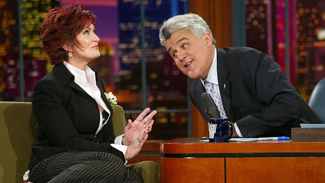 Sharon Osbourne Admits She Had A Fling With Jay Leno
