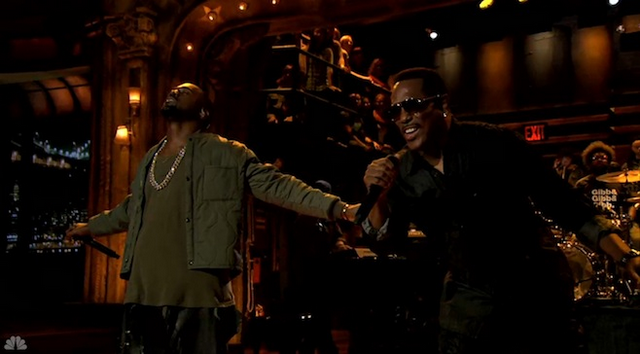 Kanye West Slams Ray J During Surprise Performance On Jimmy Fallon (VIDEO)