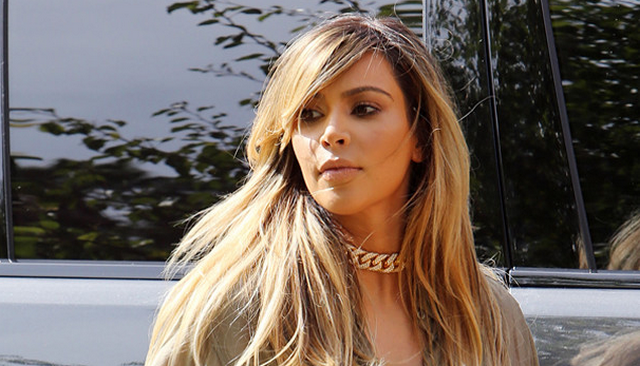 Kim Kardashian's Dramatic New Look